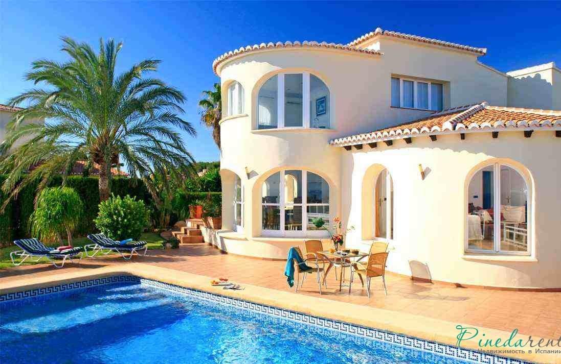 дома и квартиры в испании недорого